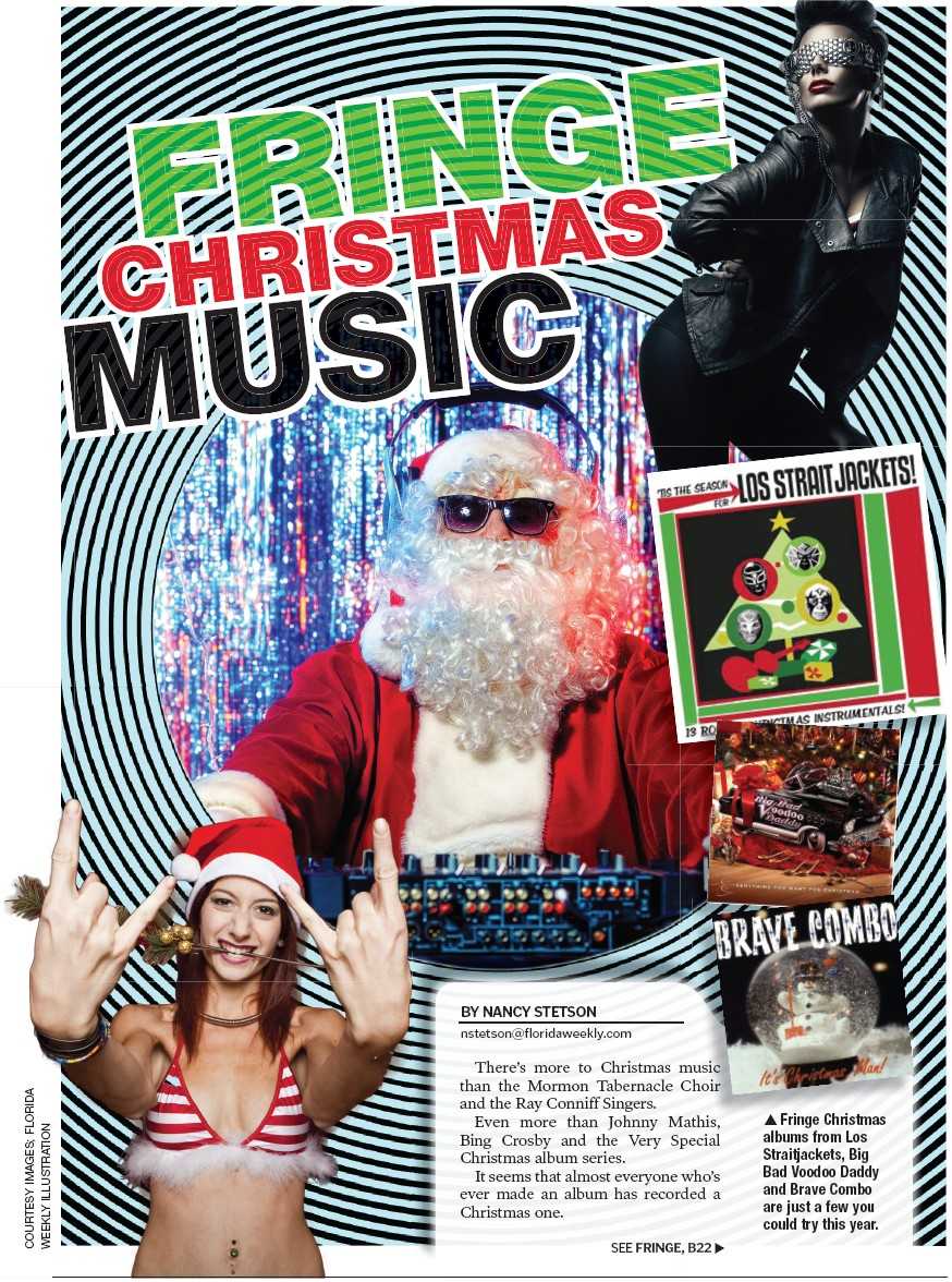 Fringe Christmas Music | Palm Beach Florida Weekly