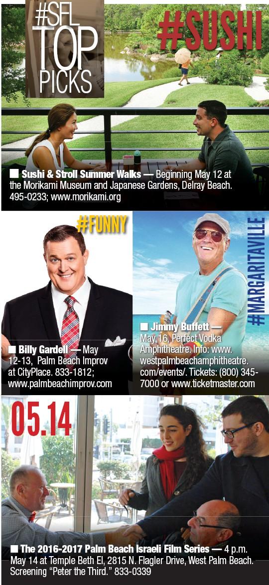 CALENDAR   Palm Beach Florida Weekly