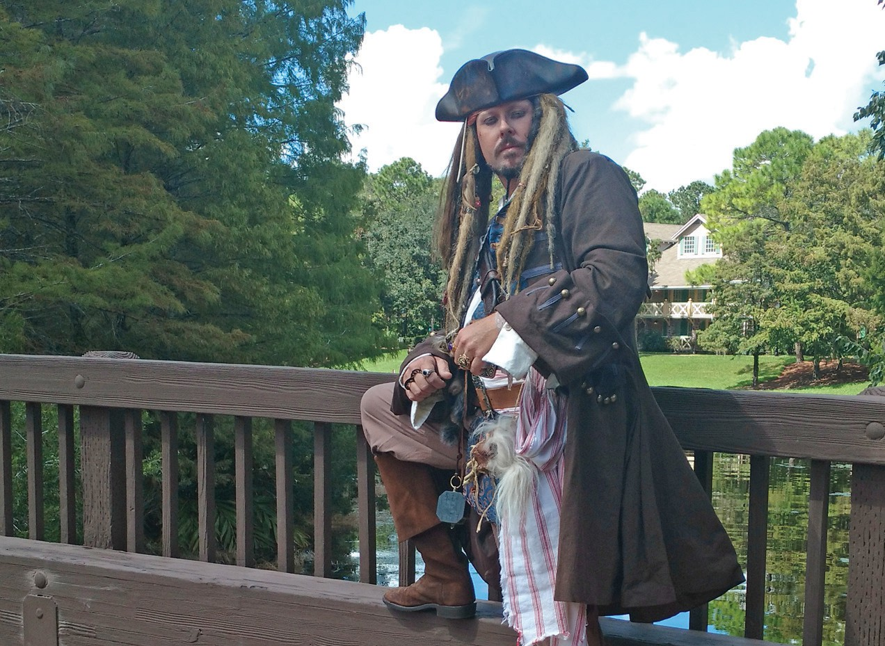 Pirates, princesses headed to Roger Dean | Palm Beach Florida Weekly